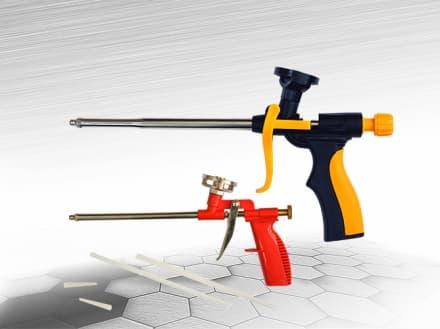 Пистолети за пяна и силикон