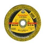 Диск за рязане KLINGSPOR А 24 Extra метал