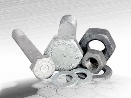 Болтове за метални конструкции