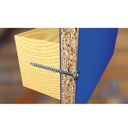 DIN 97   Винт за дърво с фрезе