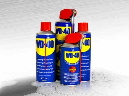 Многофункционален спрей WD 40